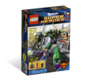 6862 Superman vs. Power Armour Lex