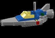 Moonbase Rocket LDD Model