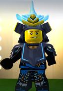 Xeno Blueblade