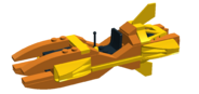 Assembly Solarblast Rocket