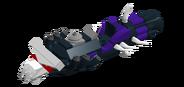 Terror Comet Rocket LDD
