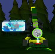 Avant Gardens Launchpad