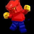 DragonMask Bob