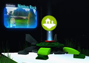 Nimbus Rock Launchpad