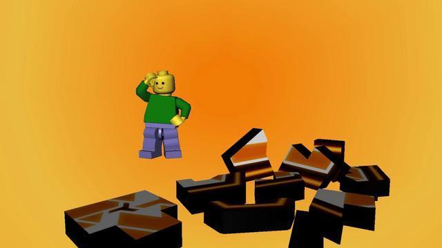 LEGO Universe Reel