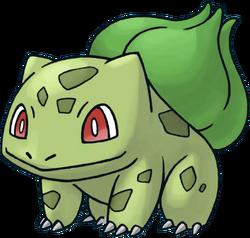 001 Bulbasaur RT Shiny