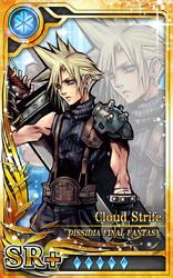 Cloud Strife SR+ I Artniks DFF