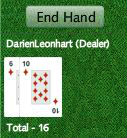 Blackjack Hand-1
