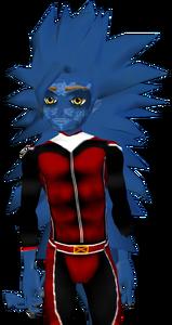 Goku Anyskin Hair 3-3