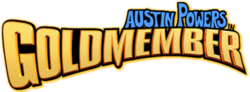 Austin Powers Goldmember Title