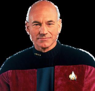 Jean-Luc Picard Captain