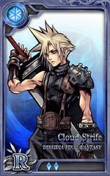 Cloud Strife R I Artniks DFF