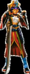 Rikku Samurai
