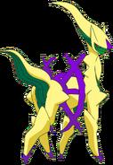 Arceus Draco5 Shiny