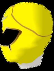 SMF Yellow Helmet Side F