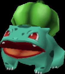 001 Bulbasaur PS