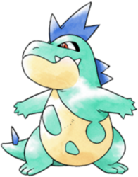 159 Croconaw GS Shiny