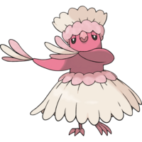 Oricorio Pink