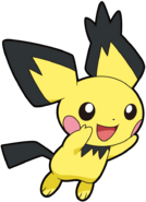 172 Pichu Spiky-Ear DP