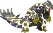 Primal Groudon Shiny