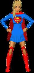 Supergirl Alpha 4