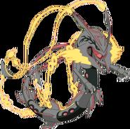 Rayquaza Mega XY Shiny