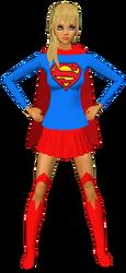 Supergirl Alpha 1