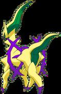 Arceus Draco3 Shiny