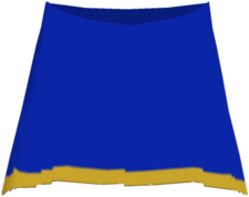 Blue Gokai Skirt