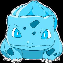 001 Bulbasaur OS3 Crystal