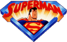 Superman TAS Title