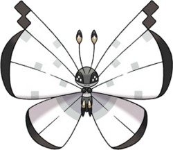 666 Vivillon Icy Snow