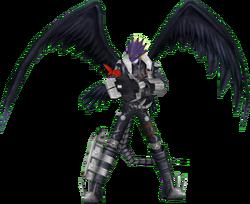 Beelzemon Blast Mode DM