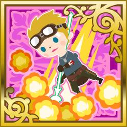 Cid Highwind Boost Jump SR+ Ability