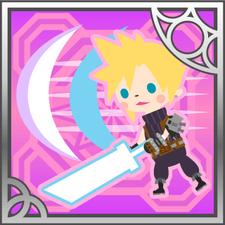 Cloud Strife Blade Beam R