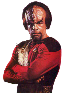 Worf Red
