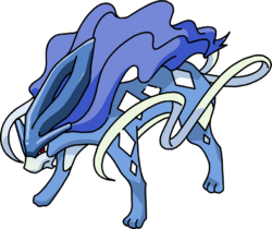 245 Suicune OS Shiny