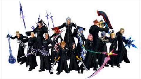 Organization XIII - KHII