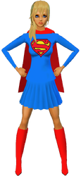 Supergirl Alpha 7