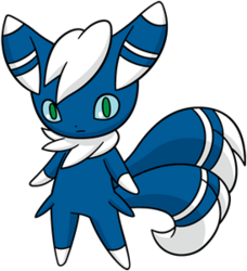 678 Meowstic Male DW