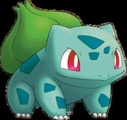 001 Bulbasaur ETD