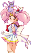 Super Sailor Mini Moon Diana