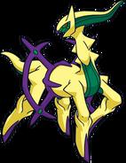 Arceus Draco DW Shiny