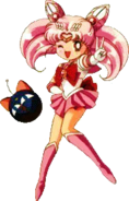 Sailor Mini Moon Luna P