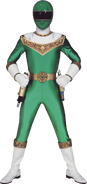 Zeo Green