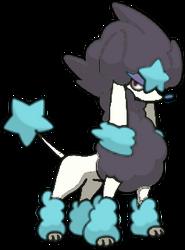 676 Furfrou Star DW Shiny