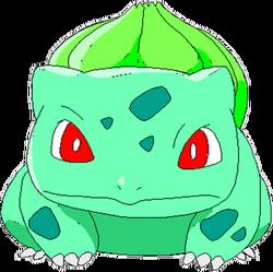 001 Bulbasaur OS3