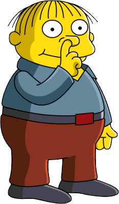 Ralph wiki les simpson springfield fandom powered by - Les simpson tout nu ...