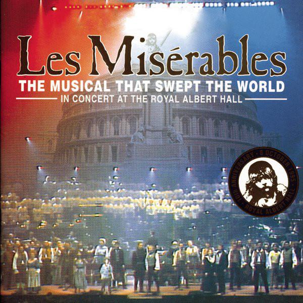 les mis233rables the dream cast in concert les mis233rables