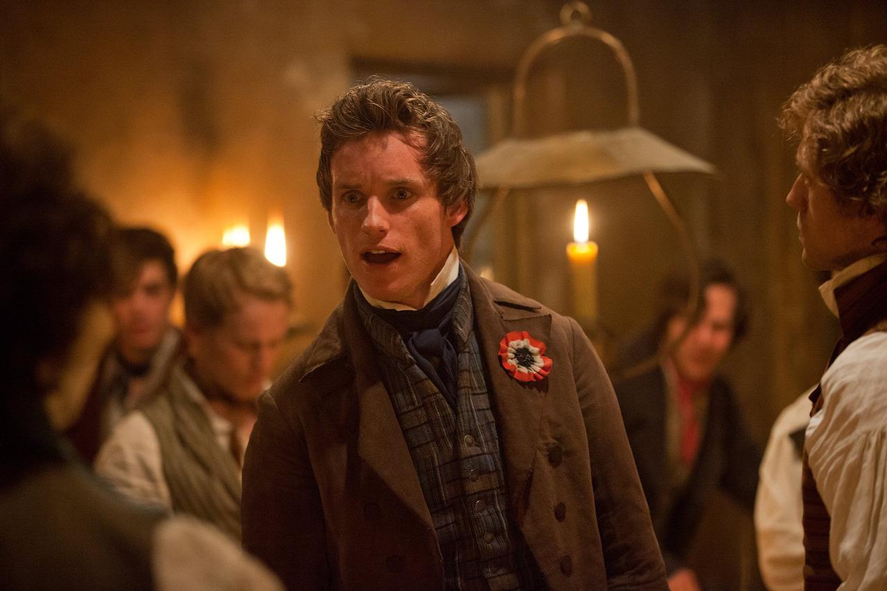 Les-Miserables-Still-les- Les Miserables Movie Marius Actor